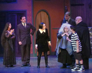 "Tacoma Musical Playhouse production of ""The Addams Family"""