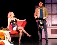 "Midland Center for the Arts production of ""Venus in Fur"""