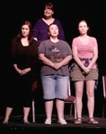 "Windham Actors Guild production of ""The Most Massive Woman Wins"""