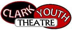 Clark Youth Theatre logo