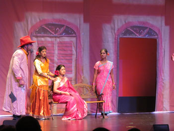 A scene from Kanjush