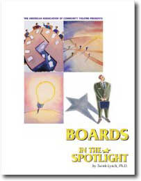 "Cover of ""Boards in the Spotlight"""