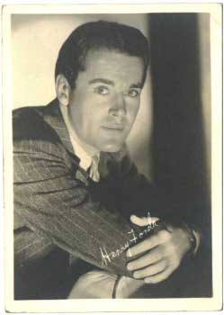 Photo of a young Henry Fonda