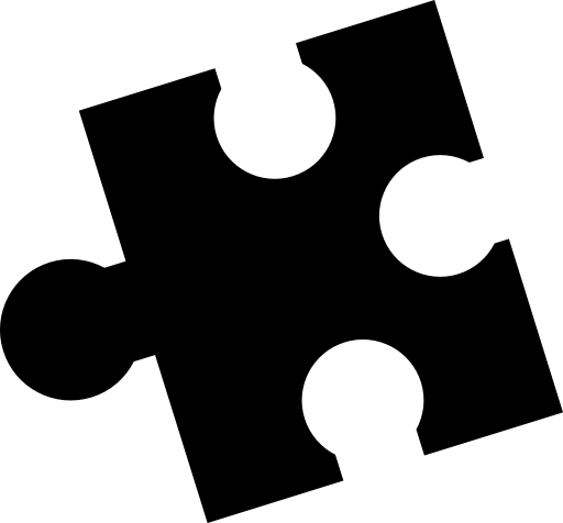 Graphic of a puzzle piece