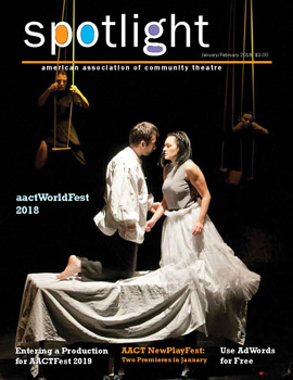 Cover of Spotlight Magazine