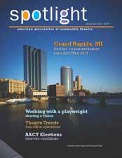 Spotlight cover