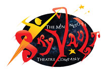 SkyVault Theatre logo