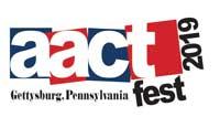 AACTFest 2019 color logo
