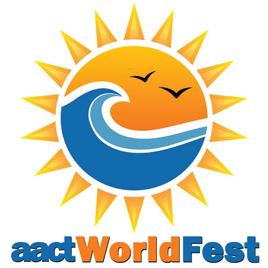 aactWorldFest logo