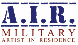 AACT Military Artist in Residence logo