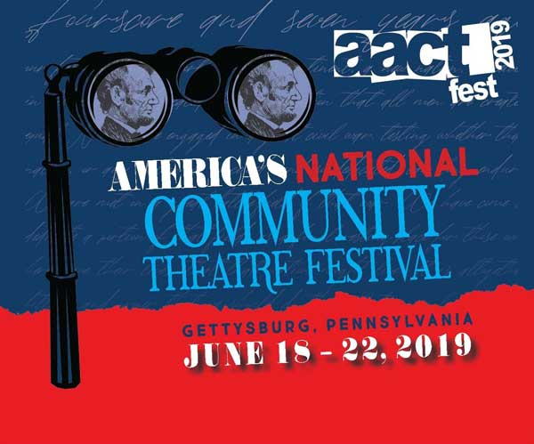 AACTFest 2019, Gettysburg PA