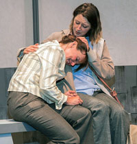 "Photo from Sopris Theatre Company production of ""The Other Place"""