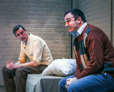 "Photo from Tacoma Little Theatre production of ""The Pillowman"""