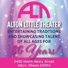 Logo of the Alton Little Theatre