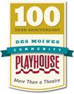Des Moines Community Playhouse logo