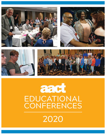 Graphic for AACT Conferences