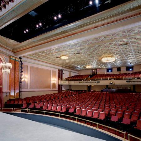 Interior of Majestic Theatre, Gettysburg Pennsylvania