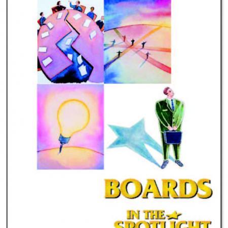 Boards in the Spotlight Logo