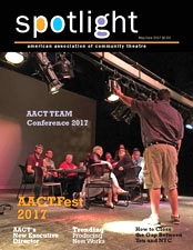 AACT Spotlight cover